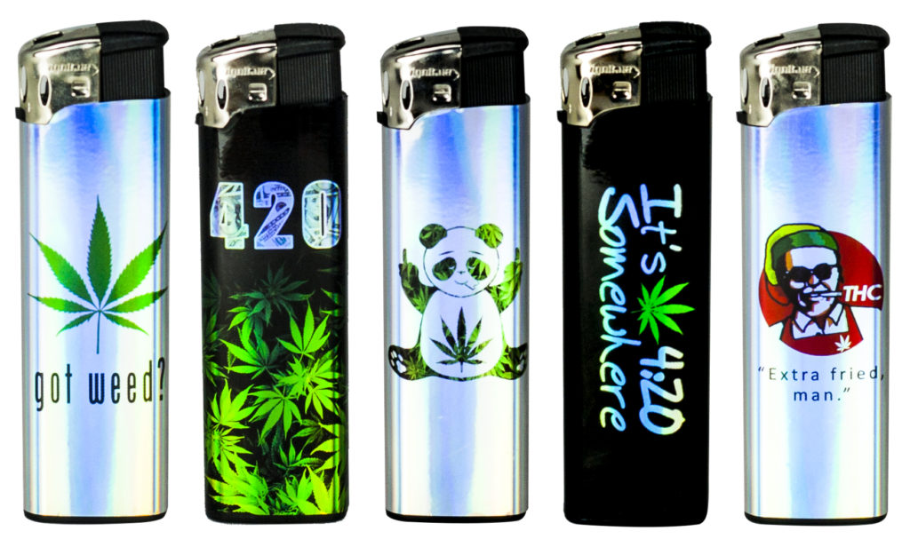 IGN-EL01-420A Lighters